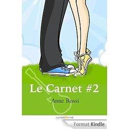 Couverture du livre : Le Carnet, tome 2 : Écrit dans la presse