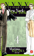 New York, New York tome 4