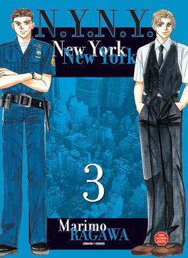 Couverture du livre : New York, New York tome 3