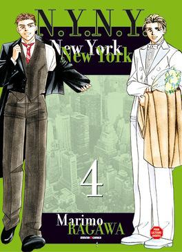 Couverture du livre : New York, New York tome 4