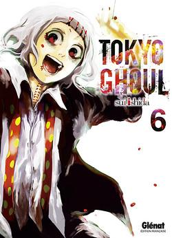 Couverture de Tokyo Ghoul, Tome 6