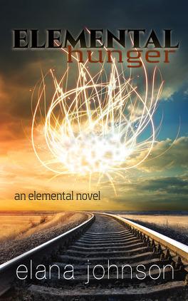 Couverture du livre : Elemental, tome 2 : Elemental Hunger