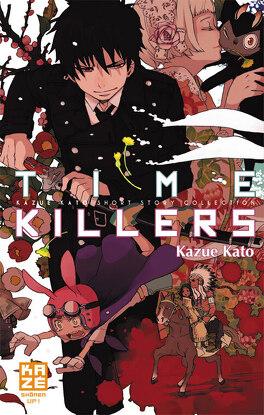 Couverture du livre : Time Killers