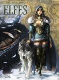 Elfes, tome 7 : Le Crystal des Elfes sylvains