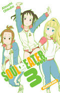 Soul Eater Not! tome 3