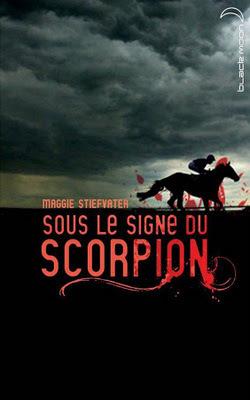 Couverture du livre : Sous le signe du scorpion