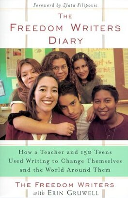 Couverture du livre : The Freedom Writers Diary