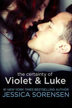Couverture de Callie & Kayden, Tome 5 : The Certainty of Violet & Luke