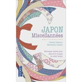 Couverture du livre : Japon Miscellanées