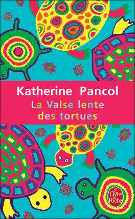 Couverture du livre : La Valse lente des tortues