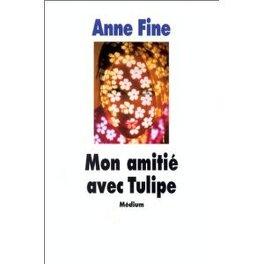 Couverture du livre : Mon amitié avec Tulipe