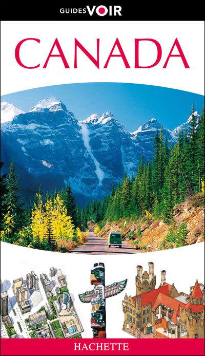 Couvertures, images et illustrations de guide voir: canada de.