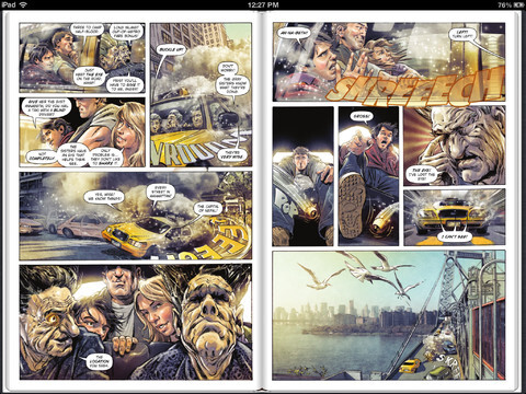 Pages from Percy Jackson & Sea of Monsters Graphic Novel # ... |Percy Jackson Graphic Novel Annabeth