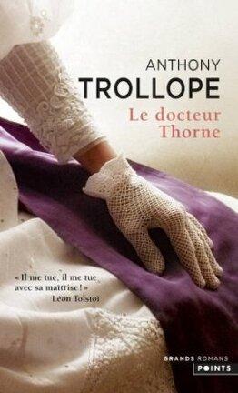 Couverture du livre : Le Docteur Thorne