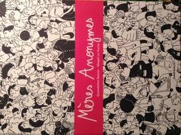Couverture du livre : Mères anonymes