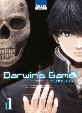 Couverture du livre : Darwin's Game, Tome 1