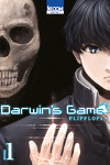 couverture Darwin's Game, Tome 1