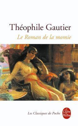Couverture du livre : Le Roman de la momie