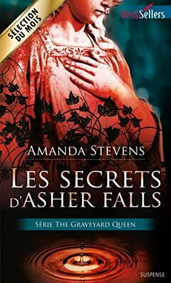 Couverture de The Graveyard Queen, tome 2 : Les secrets d'Asher Falls