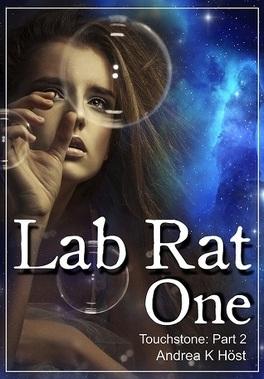 Couverture du livre : Touchstone, Tome 2 : Lab Rat One