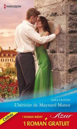 Couverture du livre : L'Héritier de Maynard Manor