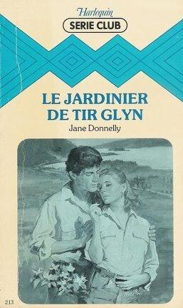 Couverture du livre : Le jardinier de Tir Glyn