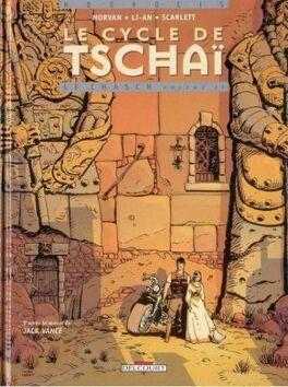 Couverture du livre : Le Cycle de Tschaï, tome 2 : Le Chasch, volume 2