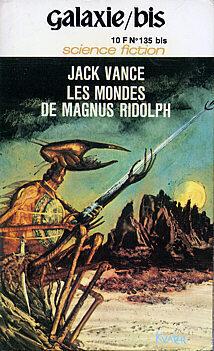 Couverture du livre : Les Mondes de Magnus Ridolph