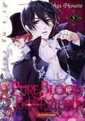 Pure blood boyfriend : He's my only vampire, Tome 5