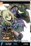 couverture Monster Hunter Flash, Tome 4