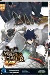 couverture Monster Hunter Flash, Tome 6