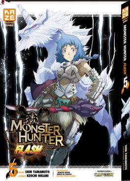 Couverture du livre : Monster Hunter Flash, Tome 5