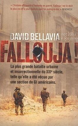 Couverture du livre : Fallouja !