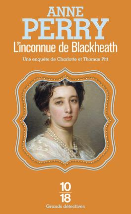 Couverture du livre : L'inconnue de Blackheath