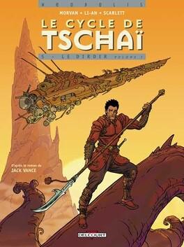 Couverture du livre : Le Cycle de Tschaï, tome 5 : Le Dirdir, volume 1