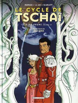 Couverture du livre : Le Cycle de Tschaï, tome 8 : Le Pnume, volume 2