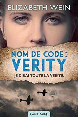 Couverture du livre : Nom de code : Verity