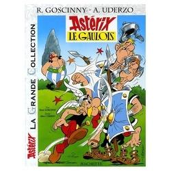Couverture de Astérix, Tome 1 : Astérix le gaulois