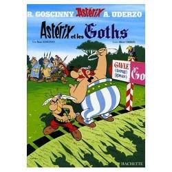 Couverture de Astérix, Tome 3 : Astérix et les Goths