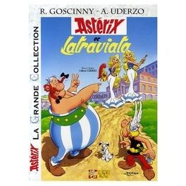 Couverture du livre : Astérix, Tome 31 : Astérix et Latraviata