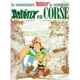 Couverture du livre : Astérix, Tome 20 : Astérix en Corse