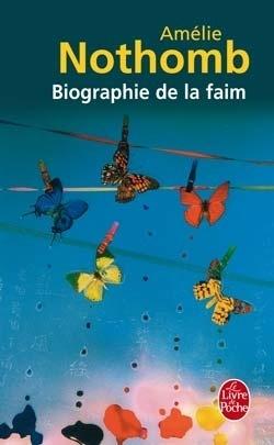 Couverture du livre : Biographie de la faim