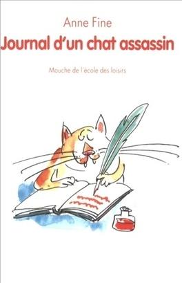 Couverture du livre : Journal d'un chat assassin