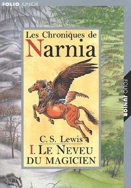 Couverture du livre : Le Monde de Narnia, Tome 1 : Le Neveu du magicien
