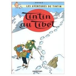 Couverture de Les Aventures de Tintin, Tome 20 : Tintin au Tibet