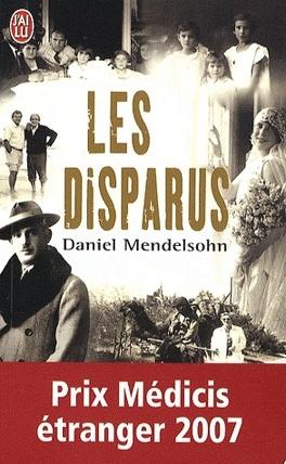 Couverture du livre : Les Disparus