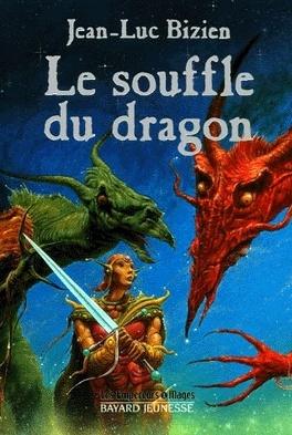 Couverture du livre : Les Empereurs Mages, tome 1 : Le Souffle du dragon