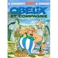 Astérix, Tome 23 : Obélix et compagnie