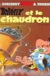 couverture Astérix, Tome 13 : Astérix et le chaudron