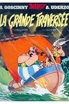 couverture Astérix, Tome 22 : La grande traversée